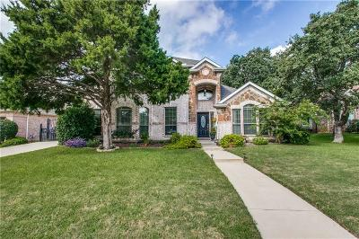Corinth Single Family Home For Sale: 3205 Hidden Springs Drive