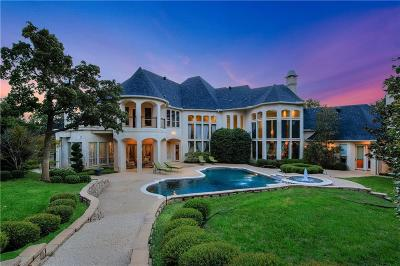 Flower Mound Single Family Home For Sale: 5700 Southern Hills Drive