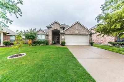 McKinney Single Family Home Active Option Contract: 2709 Baldwin Place