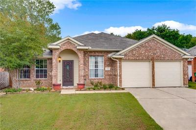 Mckinney Single Family Home For Sale: 1321 Meadowbrook Drive