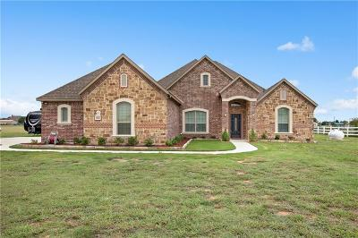 Forney Single Family Home For Sale: 10525 Mustang Run