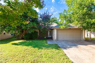 Watauga Single Family Home Active Option Contract: 6233 Douglas Drive