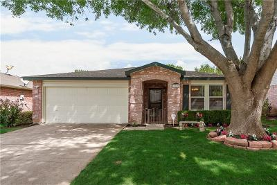 Mckinney Single Family Home Active Option Contract: 3319 Jacobs Drive