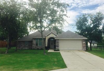 Fate Single Family Home For Sale: 109 Valen Drive