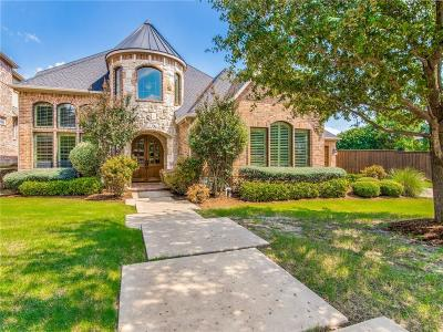 McKinney Single Family Home Active Contingent: 912 Mesa Verde Drive