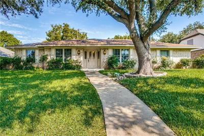 Dallas Single Family Home For Sale: 6817 Sedgwick Drive