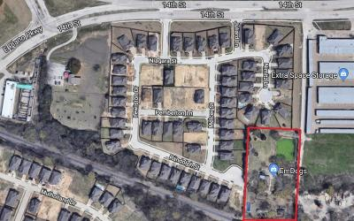 Plano Commercial Active Option Contract: 5108 14th Street