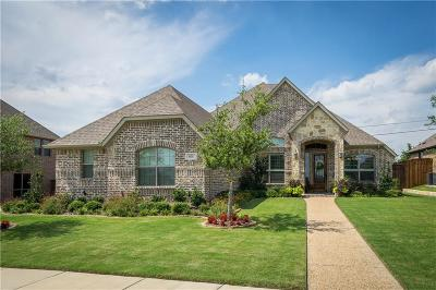 Prosper Single Family Home For Sale: 601 Logans Way Drive