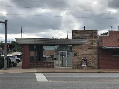 Graham Commercial For Sale: 401 Elm Street