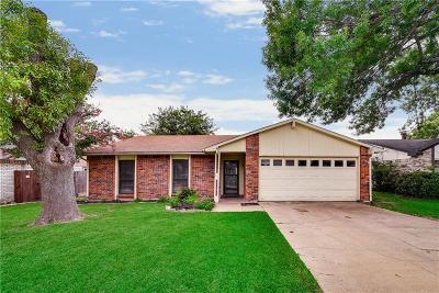 Single Family Home For Sale: 4124 Blue Flag Lane