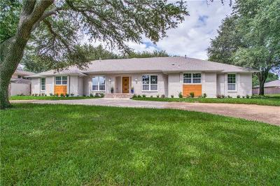 Dallas, Fort Worth Single Family Home Active Contingent: 6229 Stonehill Drive