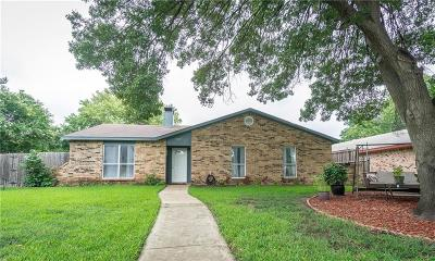 Plano Single Family Home For Sale: 3001 E Park Boulevard
