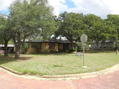 Eastland County Single Family Home For Sale: 500 S Dixie Street