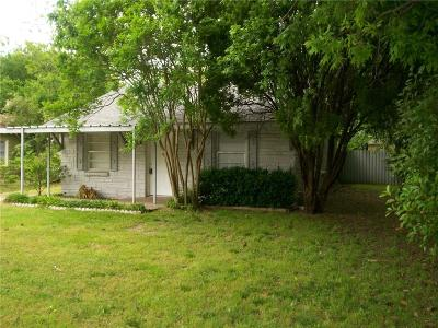 White Settlement Single Family Home For Sale: 9116 Rowland Drive
