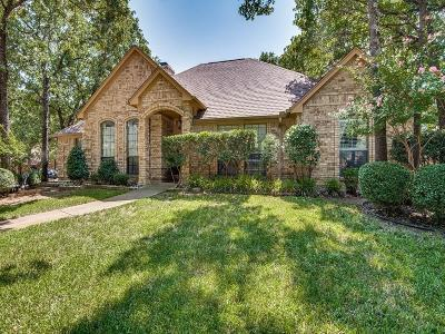 Keller Single Family Home For Sale: 1392 Sweetgum Circle