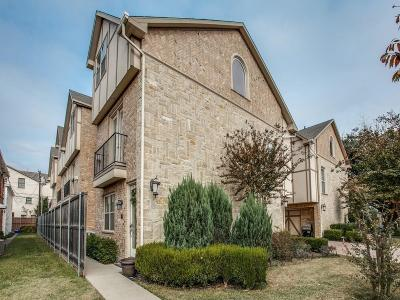 Dallas County Multi Family Home Active Option Contract: 4125 Grassmere Lane