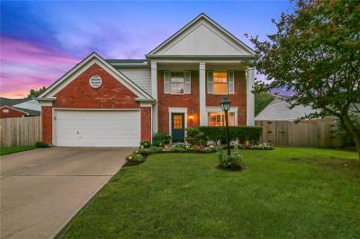 Grand Prairie Single Family Home Active Contingent: 4359 Cantrell Street