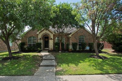 Allen Single Family Home For Sale: 408 Fox Trail
