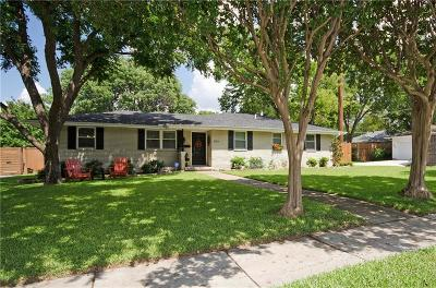 Richardson Single Family Home For Sale: 804 Westwood Drive