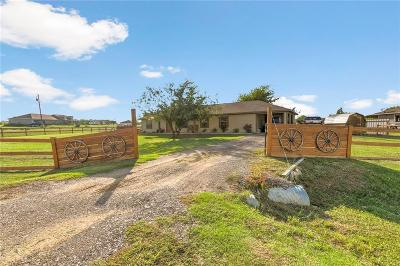 Joshua Single Family Home Active Option Contract: 5916 Falcon Court N