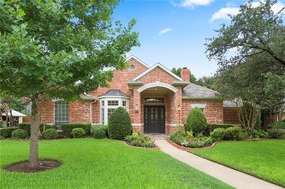 Southlake Single Family Home Active Option Contract: 310 Southridge Lakes Parkway