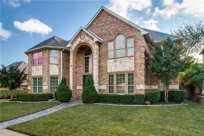 North Richland Hills Single Family Home Active Option Contract: 7912 Country Meadow Drive