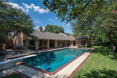 Dallas, Fort Worth Single Family Home For Sale: 6532 Copper Creek Drive