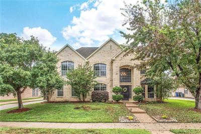 Keller TX Single Family Home For Sale: $430,000
