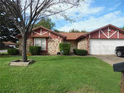 Fort Worth Single Family Home For Sale: 7052 Woodmoor Road