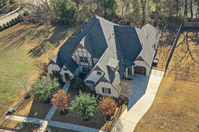 Mansfield Single Family Home For Sale: 1605 Piccadilly Court