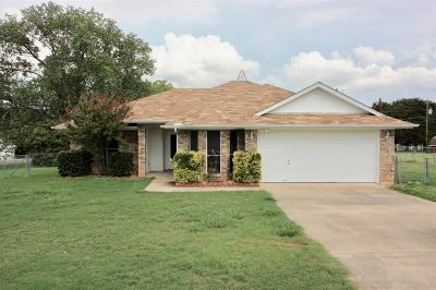 Azle Residential Lease For Lease: 901 Herby Del Trail
