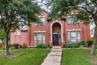 The Colony Single Family Home For Sale: 3800 Northpark Drive