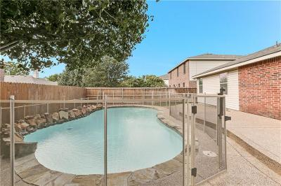 Single Family Home For Sale: 1812 Lariat Drive