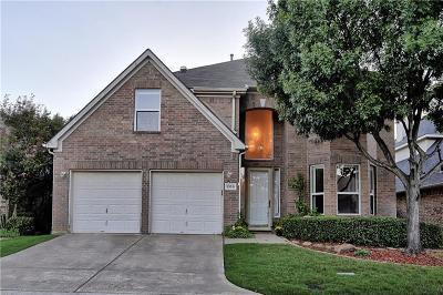 Euless Single Family Home For Sale: 209 Arbor Glen Drive