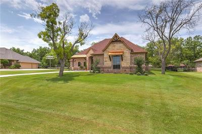 Granbury Single Family Home For Sale: 6613 Colonial Drive
