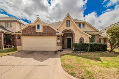 Euless Single Family Home For Sale: 709 Crestridge Circle