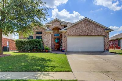 Burleson Single Family Home For Sale: 1121 Sweetwater Drive