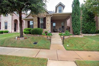 Lewisville Single Family Home For Sale: 1471 Cambridge Drive
