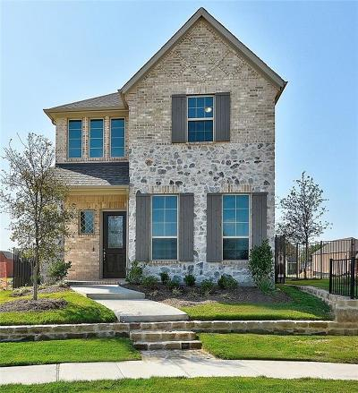 Allen Single Family Home For Sale: 510 Alden Way
