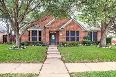 Flower Mound Single Family Home For Sale: 1800 Shadywood Lane