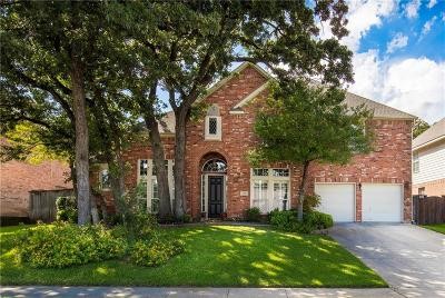 Grapevine Single Family Home For Sale: 3224 Horseshoe Drive
