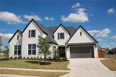 Celina Single Family Home For Sale: 3386 Bellcrest Way