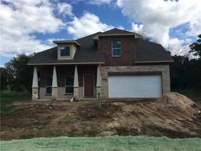 Grand Prairie Single Family Home For Sale: 643 Three Tee Court