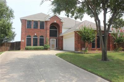 Rowlett Single Family Home For Sale: 5806 Greenway Drive