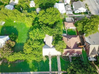 Fort Worth Residential Lots & Land For Sale: 2547a Shirley Avenue