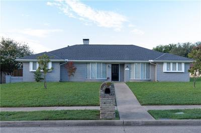Plano Single Family Home For Sale: 3516 Appalachian Court
