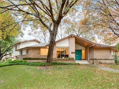 Dallas Single Family Home For Sale: 808 Wood River Road