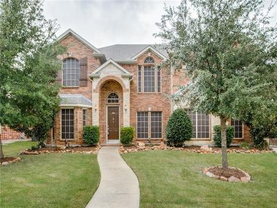 Sachse Single Family Home For Sale: 3523 Texas Drive