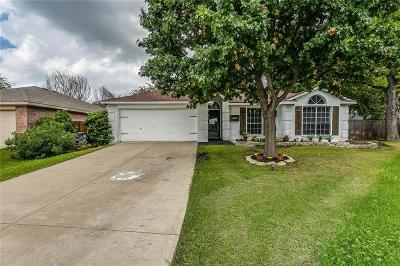 Single Family Home For Sale: 659 Mustang Court