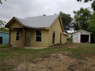 Fort Worth Single Family Home For Sale: 2403 Warwick Avenue